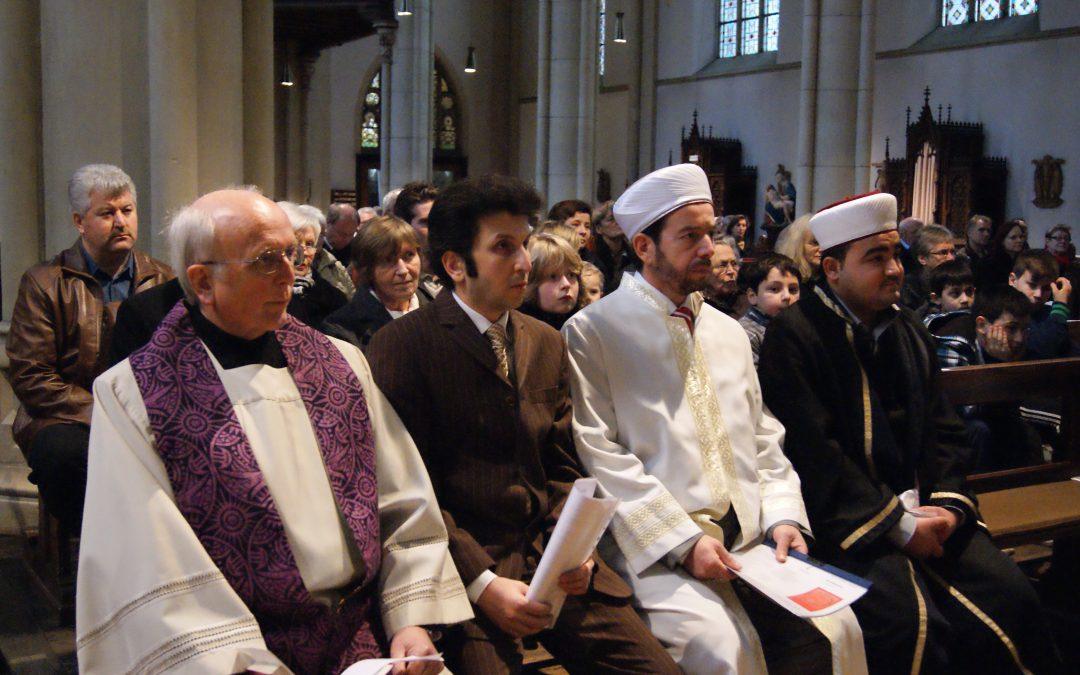 Gebete der Religionen 2012