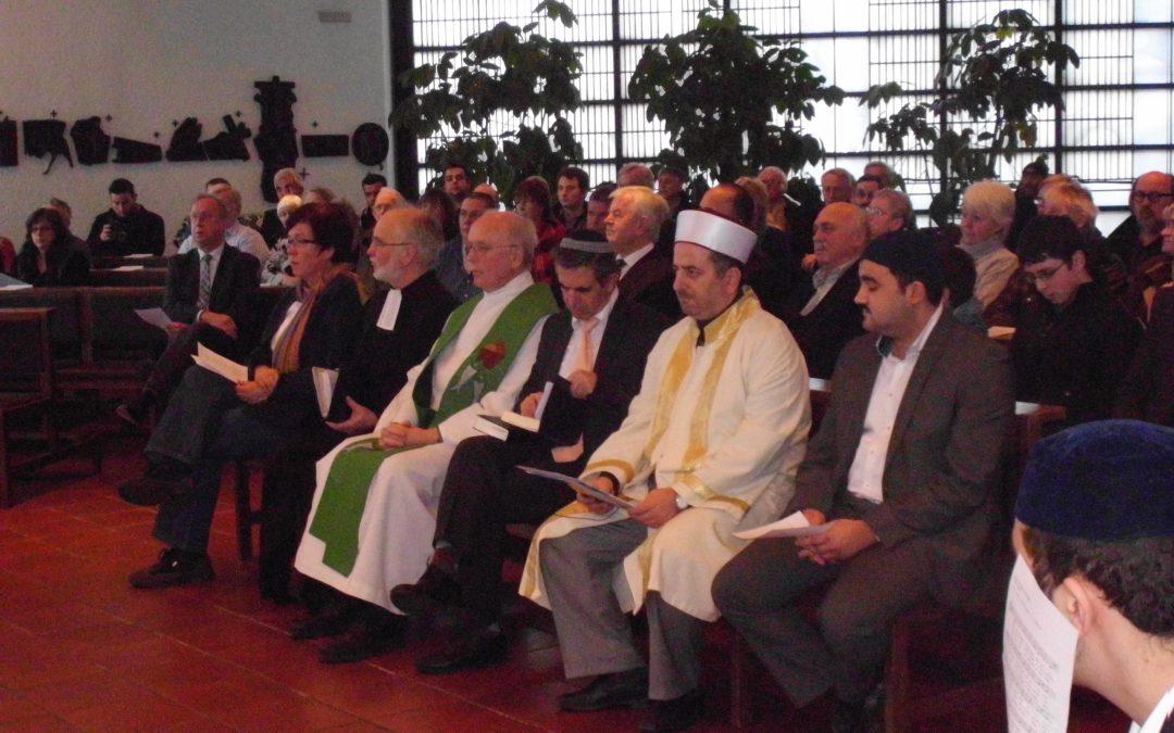 Gebete der Religionen 2014 – Prosper-Hospital
