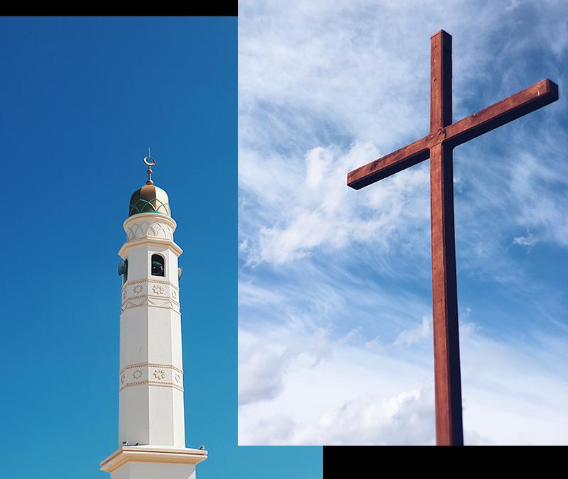 Weltreligionen im Gespräch